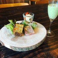 【食事付】一棟貸切★京丹波高原豚と京都産地場野菜のフルコースディナープラン