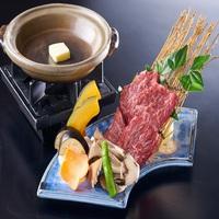 【別注料理付プラン】仙台牛陶板焼きと1泊2食バイキング付