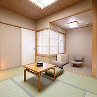 【喫煙】コンパクト和室(6畳タイプ)