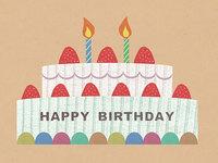 大切な方のお祝いに! お祝いケーキ&館内利用券付アニバーサリープラン