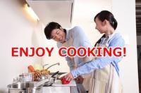 【限定1室】クッキングプラン☆充実した調理道具とスパイス類で楽しくホテルで自炊♪カップル・グループに