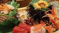 【夕食付】奈良の清酒特典付!厳選した海鮮やお造り、奈良ブランド大和肉鶏など「旬魚酒菜 宵コース」