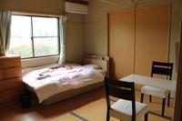 シングル洋室