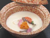 <春>【おすすめ人気No1】 「仙台牛のすき焼き」「お造り四種」「鶏団子と春菜の白湯鍋」