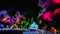 ★SPRINGネスタ★2食付【四季を感じる光の世界・300万球のイルミネーション鑑賞券付】夕食BBQ