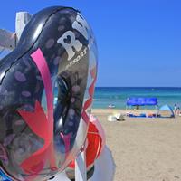 【夏旅★素泊り】海は目の前!!海の家やまぐちも♪≪夏休みは高浜で♪海水浴プラン≫