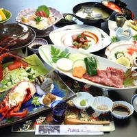 【さくらまつり】宮崎牛&伊勢海老 日南の桜を見たあとは豪華料理と温泉で贅沢なひとときを。