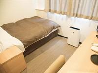 【スタンダードプラス】 素泊まりプラン 【セミダブルルーム】 〜上質な空間を〜