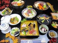 ◆◆◆◆【永楽御膳】和食フルコース会席【1泊2食付】◆◆◆◆