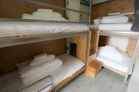 4名個室BUNKベッド