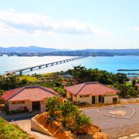 【お日にち限定】古宇利島随一の絶景をひとりじめ!贅沢リゾートステイ♪【素泊り】