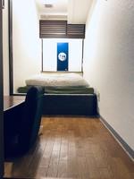 一般個室(和式ベッド 1.2m*2m)