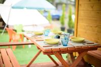 【1日3組限定】軽井沢の大自然で楽しむプチグランピング体験♪【朝食&夕食BBQ付!】