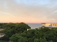 夕食のみビアガーデン風屋上バーベキューできます!海を見ながら楽しめます!朝食付き