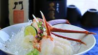 人気No.1コース★茹でがに2人で1杯【中】700g前後≪かに料理のフルコース≫