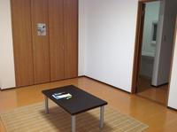【素泊まりプラン】ゆったり洋室十畳。アメニティグッズ、備品充実!バス・トイレ完備。無線LAN接続可☆