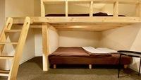 ベッド個室(2名様予約用)