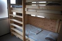 ツイン 2段ベッド 1組