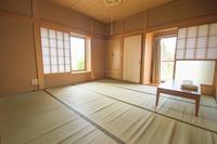 個室(朝食付き)