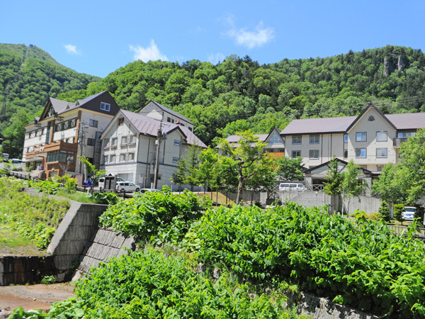 Sounkyo Onsen Hotel Northern Lodge