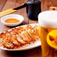 「宇都宮餃子で乾杯!」ホテルオリジナル餃子とビールで宇都宮を満喫!【朝食付】350台駐車場無料