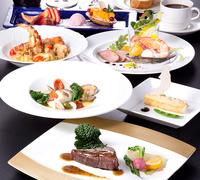 【豪華夕食を愉しむ】海のリゾートグルメ旅夕朝食付プラン〜イタリアンフルコース〜