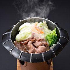 秋田牛陶板焼き付プラン <美味しいお肉をお腹いっぱい食べたい方に>