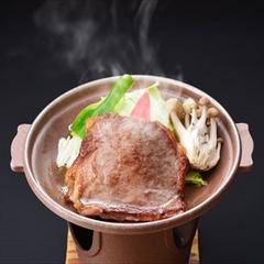 【追加料理で舌鼓】秋田を丸ごと!ジュワッとおいしい秋田牛肩ロース陶板焼き付きプラン♪