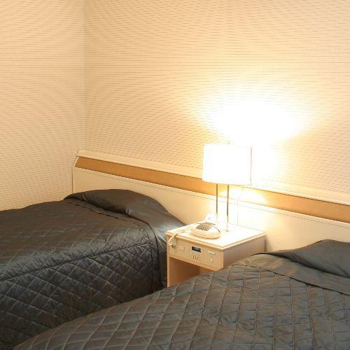【素泊まり】1日3室限定☆スタンダードデラックスツインプラン(40平米)