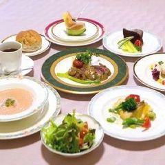 【1泊2食】旬の彩り洋コースプラン