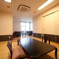 露天付き客室55平米〔幸いの間〕10畳+リビング