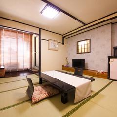 【和室8〜12畳】どのお部屋になるか宿任せ♪