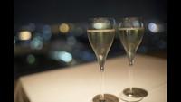 ◆ベビーシャンパン付◆フレンチディナー「La Cime ラ・シーム」ご宿泊プラン(朝食付)