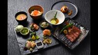 【神戸牛】季節限定♪神戸牛鉄板焼プラン(朝食付)