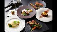 【季節限定】お魚料理と選べるお肉料理のフレンチイタリアンディナー付きご宿泊プラン(朝食付)
