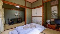 ●【受験生応援】静かな環境で勉強に集中!落ち着く和室・お布団でぐっすり眠って試験に挑む/素泊り