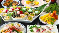 【長崎県民限定・特典付】夕食は本格卓袱【白鷺】または会席料理【桜】から選択可能♪