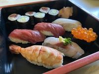 (中)寿司出前付プラン