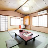 【本館4F】<お部屋へは階段利用>和室10畳〜14畳【禁煙】
