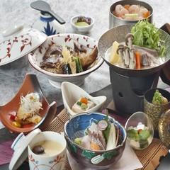 【新館】お手軽価格で気軽に泊れる♪記念日やクリスマスにも最適(*^_^*)おまかせ会席1泊2食付き