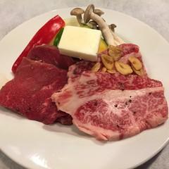 【香川美食】&【美酒】♪究極の肉対決!神戸牛×オリーブ牛の食べ比べ&女将チョイスの美酒のみ比べ