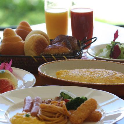 【さき楽60】お先にお得!朝食ブッフェ付