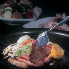 【GW】リゾート気分をさらに盛り上げてくれる夕食バーベキュー&朝食付