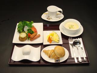 【朝食で元気プラン】選べて美味しい!和食or洋食♪