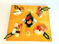 GOTOでお得に豪華に夕食☆『寿し柳』で板前さんのおまかせにぎり!【1泊2食付】【自然・体験型観光】