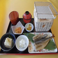 【BEST RATE+朝夕食】シンプルステイ(2食付き・焼魚セット)