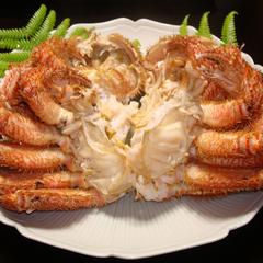 【夏★加賀の味覚旅〜毛ガニ×ノドグロ〜】今が旬!石川県の地物「毛ガニ」と高級魚ノドグロの贅沢プラン