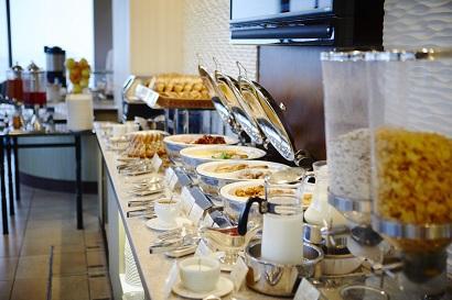 エグゼクティブラウンジ朝食イメージ