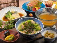 【お部屋食】丼シリーズ、お夕食は「冷し丼【ねこまんま】」猫にはあげれないっ!!