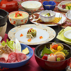 【和食会席をお手軽に♪】全7品「スタンダード会席」